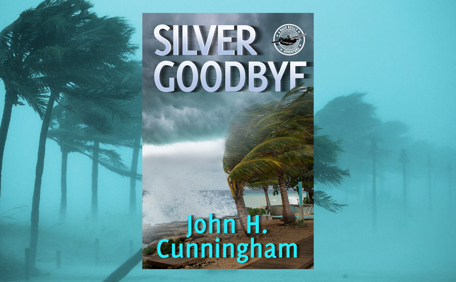 BuffettNews.com on SILVER GOODBYE, a Buck Reilly Adventure