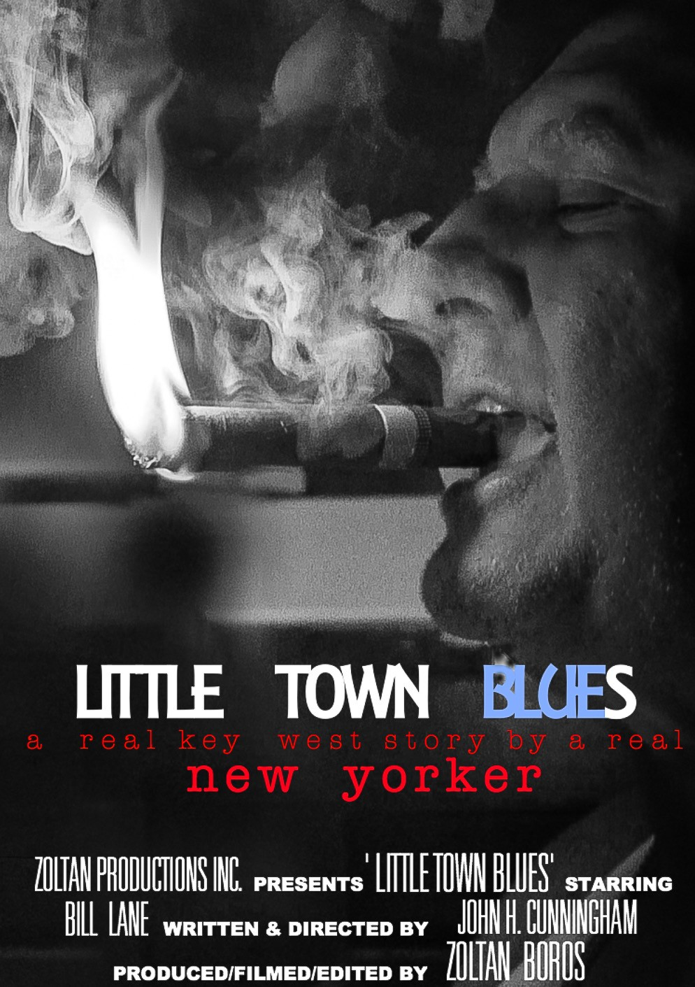 LITTLE TOWN BLUES at the Key West Film Festival